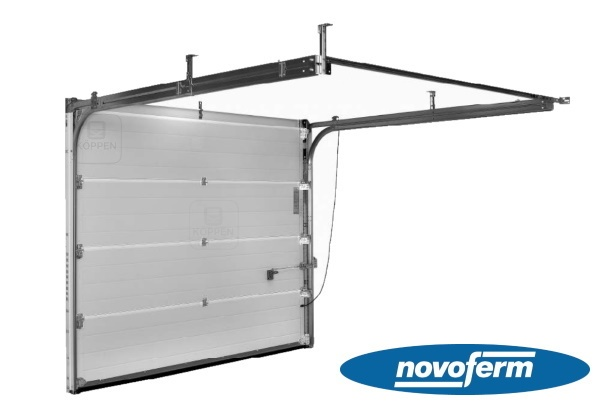 Garagen Sectionaltor Novoferm