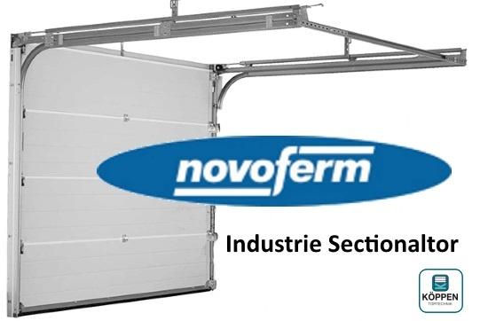 Novoferm Industrietor Ersatzteile