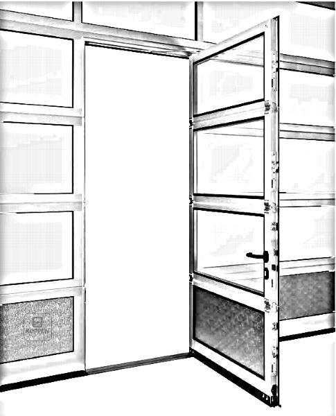 Türen / Schlupftüren